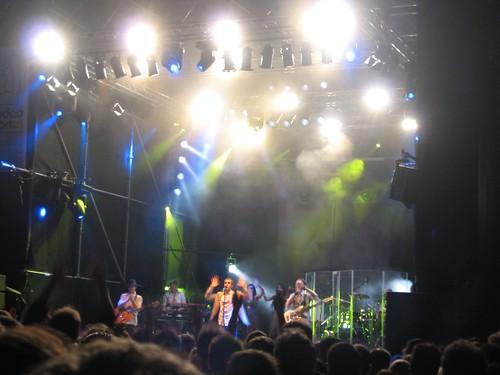 Badenfahrt Bilder Fotos Seven Auftritt Baden 2007 11