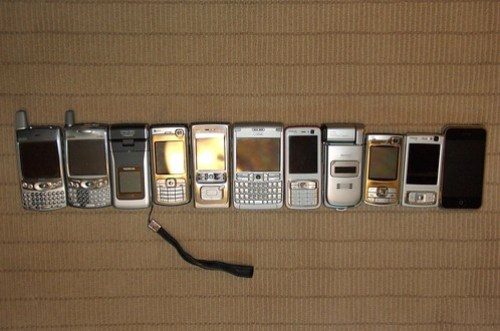 A Brief Phone History