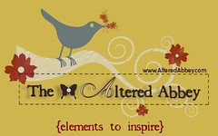 The Altered Abbey Logo - Version 2