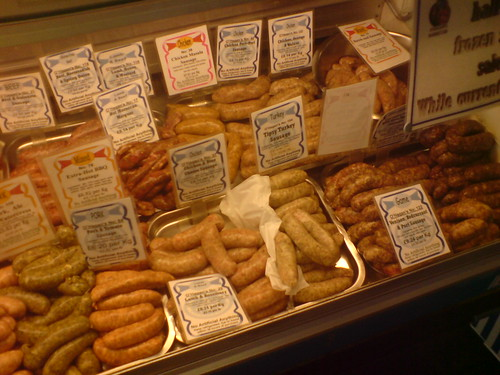 O'Hagans sausage shop