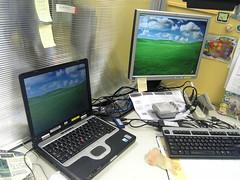 工作環境 2007-06-14