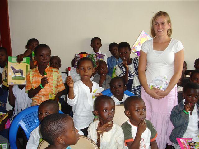 Ghana Mission 702