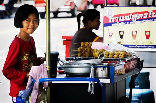 Vendor Girl