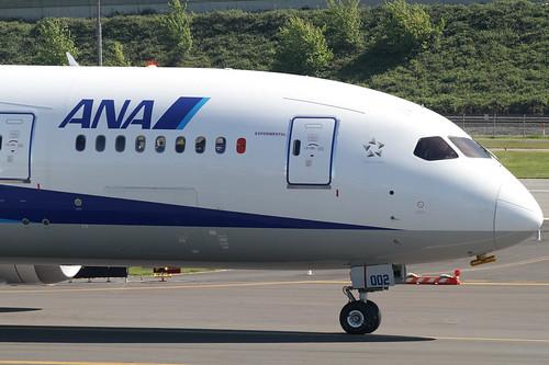 Boeing 787-8 Dreamliner(N787EX)