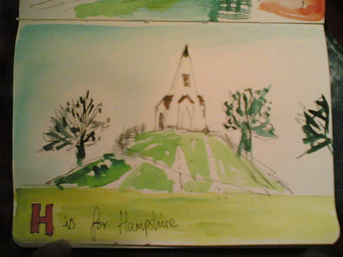 H is for Hampshire