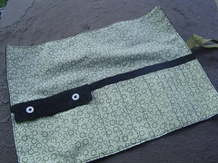 Crochet Hook Case for Ninjanator ~sent!~