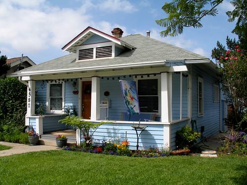 Cottage on Palm Ave.