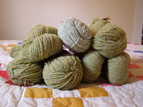 My Beaverslide Yarn came!