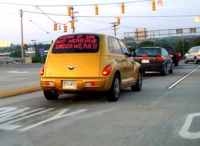 Honk if UR..II