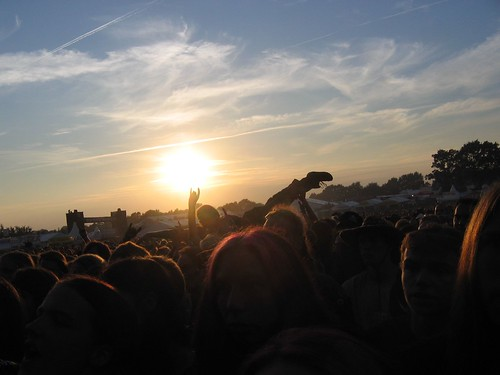last sunset at wacken