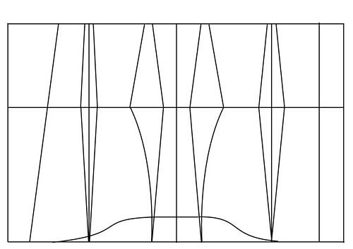 Underbust corset pattern - 27