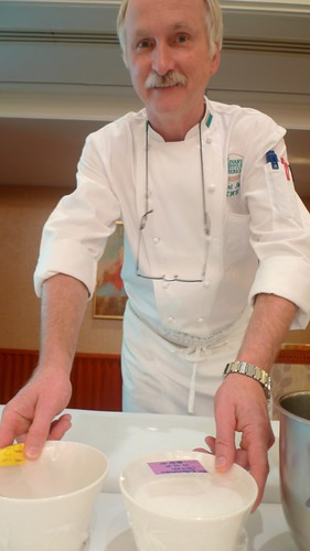 Chef Robert Jorin, Culinary Institute of America
