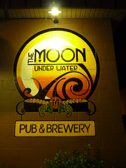 Moon Under Water sign