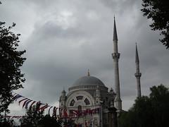 Istanbul Octobre 2010 - Mosquée de Dolmabahce