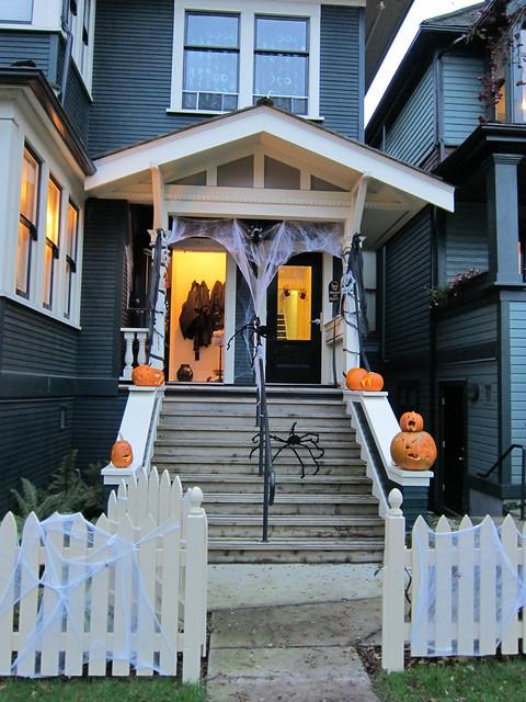 Halloween at Mole Hill