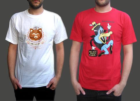 Rockaway Bear T-Shirts
