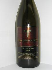 Thornhaven Estates Chardonnay 2004