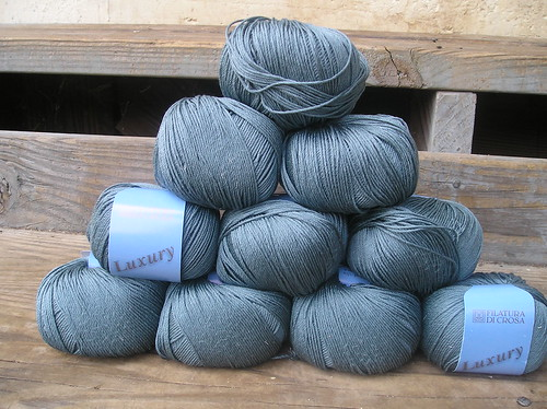Luxuary Yarn