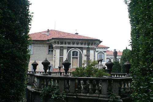 Palazzo of Isola Bella