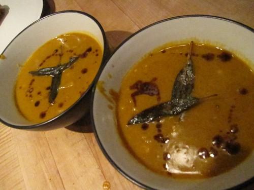 squash soup compressed