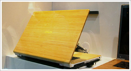 woody wooden laptops