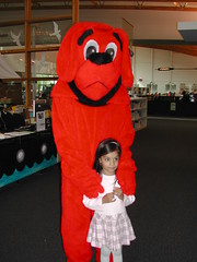 Clifford gave special hugs