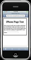 iPhoney Screenshot