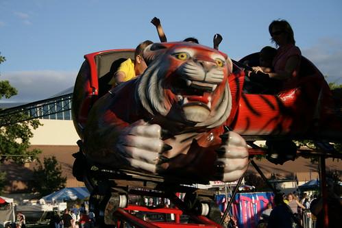 Lane County Fair 2007 photos