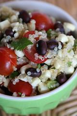 Mexican Quinoa Salad 2