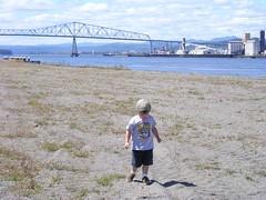 charlie river bank