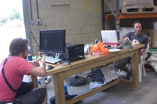 Hangar studio