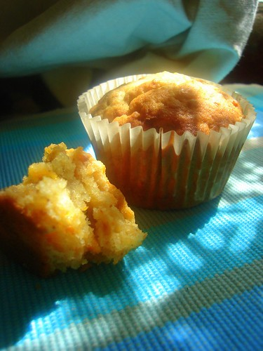 Breakfast Muffins - Banana Carrot and Walnut