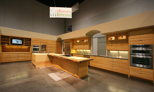 ultimate kitchen by Olson & Jones Construction and Paolo Design