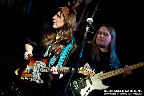 Dani Wilde and Band