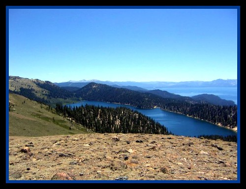 Marlette and Tahoe Lakes