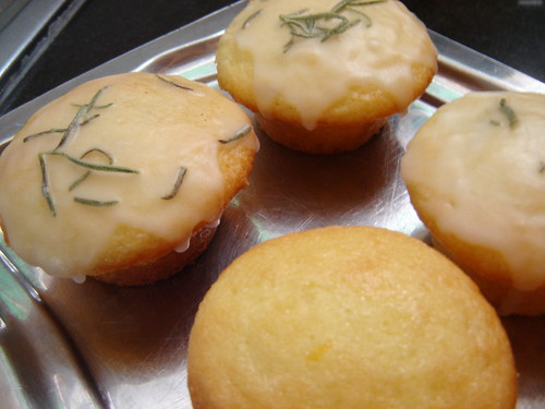 lemon rosemary muffins 3