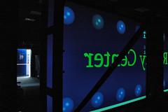 Centro de Realidad Virtual ..puerta de escape por yete