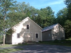Carriage house and ice house