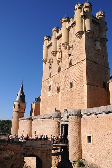 Álcazar de Segovia