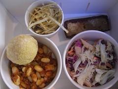 Wild Mushroom Pate, Crab Coleslaw, Hare Cassou...
