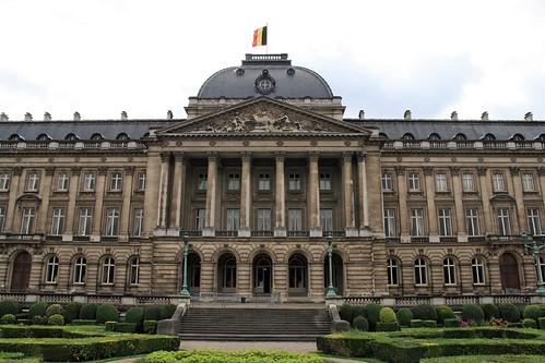 Le Palais Royal de Belgique