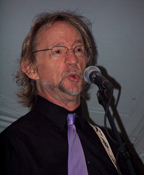 Peter Tork Closeup