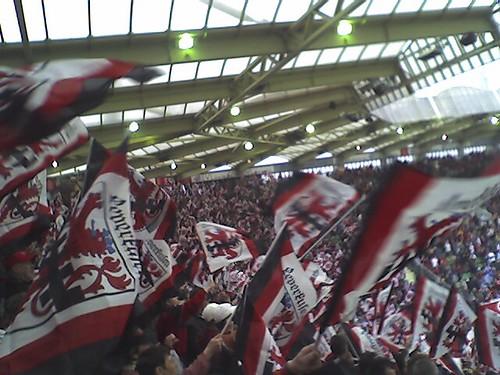 Vor dem Bayern Spiel