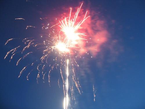 Feuerwerk Bundesfeier 2007 01