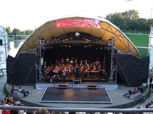Sinfonietta at the Theatron