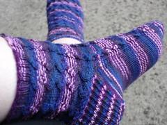 Lazy River Socks