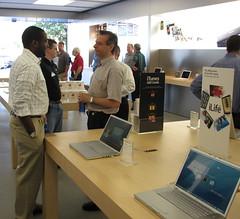 TechFriday @ Apple Store