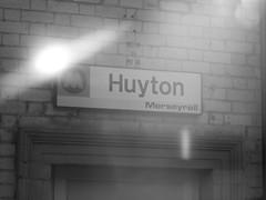 Huyton railway station