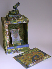 Woodcut Box 2, interior