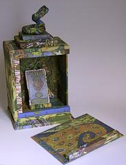 Woodcut Box 2, interior
